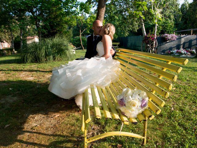 Il matrimonio di Davide e Simona a Canelli, Asti 40