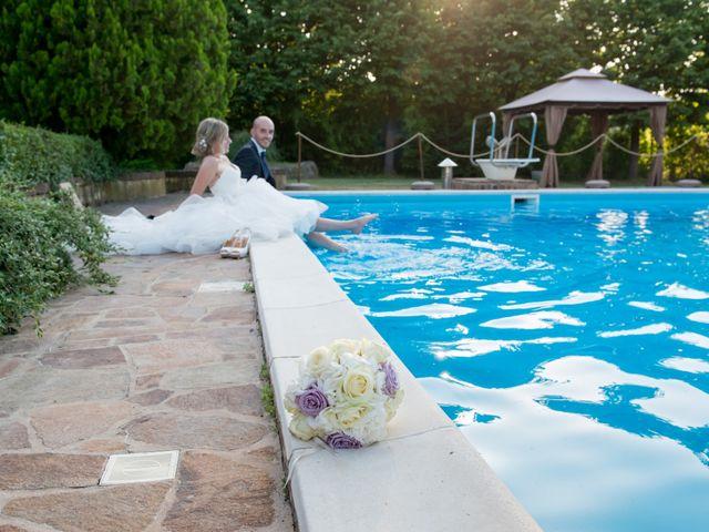 Il matrimonio di Davide e Simona a Canelli, Asti 41