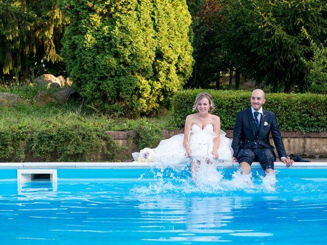 Il matrimonio di Davide e Simona a Canelli, Asti 42
