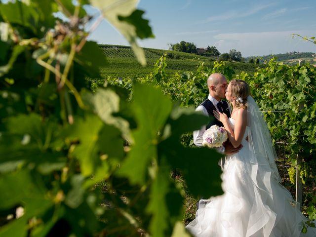 Il matrimonio di Davide e Simona a Canelli, Asti 43