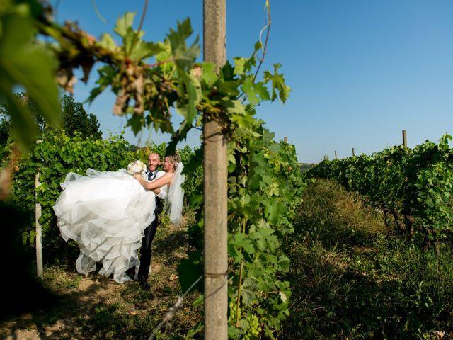 Il matrimonio di Davide e Simona a Canelli, Asti 44