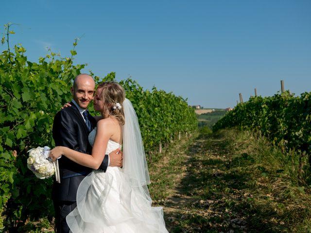 Il matrimonio di Davide e Simona a Canelli, Asti 45