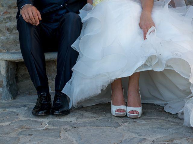 Il matrimonio di Davide e Simona a Canelli, Asti 47