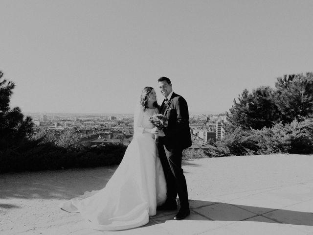 Le nozze di Sandra e Juan Carlos