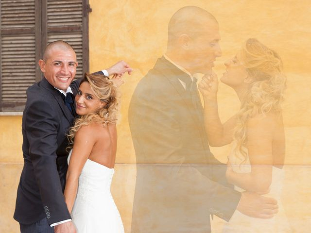 Il matrimonio di Alessandro e Ilaria a Monserrato, Cagliari 8