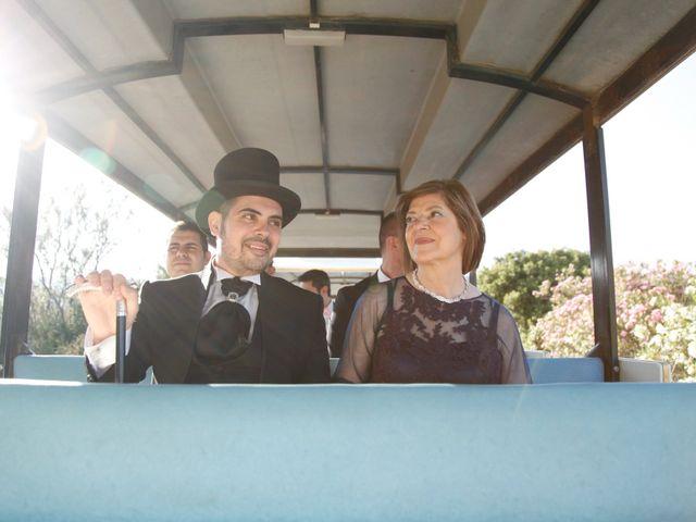 Il matrimonio di Marco e Erika a Domus de Maria, Cagliari 7