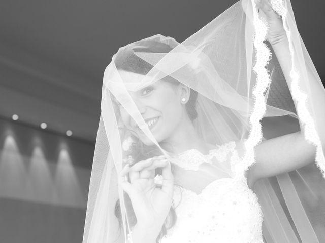 Il matrimonio di Marco e Erika a Domus de Maria, Cagliari 11