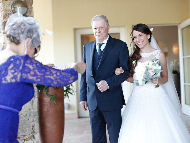 Il matrimonio di Marco e Erika a Domus de Maria, Cagliari 12