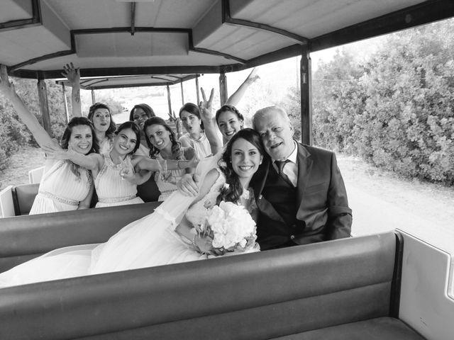 Il matrimonio di Marco e Erika a Domus de Maria, Cagliari 13
