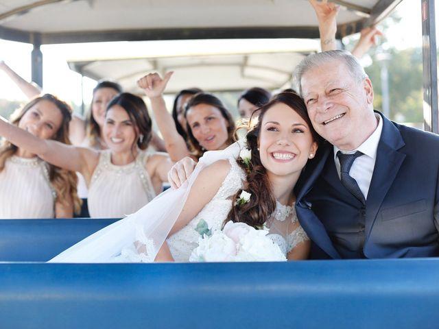 Il matrimonio di Marco e Erika a Domus de Maria, Cagliari 14