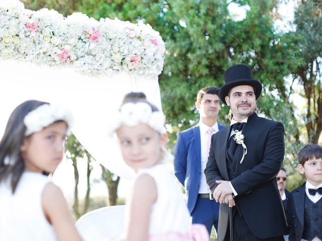 Il matrimonio di Marco e Erika a Domus de Maria, Cagliari 15