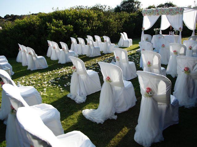 Il matrimonio di Marco e Erika a Domus de Maria, Cagliari 18