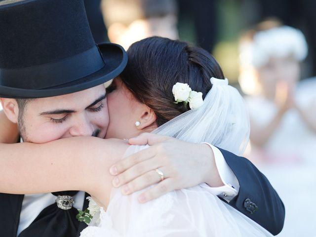 Il matrimonio di Marco e Erika a Domus de Maria, Cagliari 20