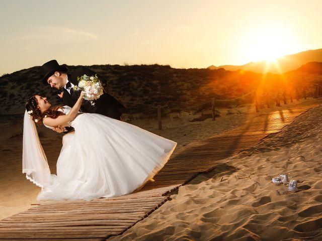Il matrimonio di Marco e Erika a Domus de Maria, Cagliari 23