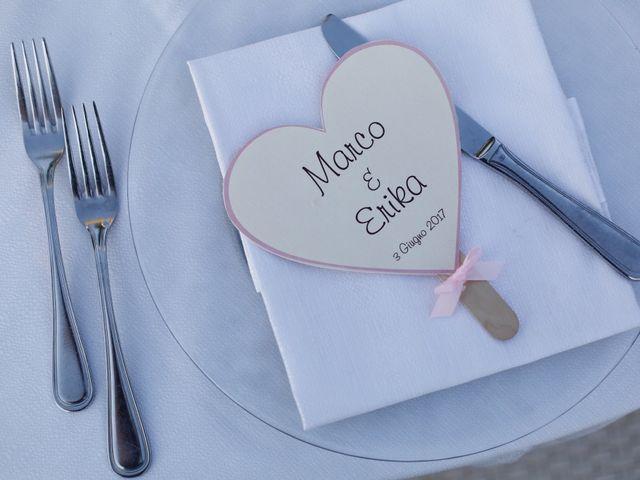 Il matrimonio di Marco e Erika a Domus de Maria, Cagliari 34