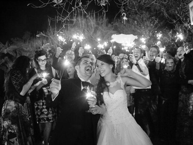 Il matrimonio di Marco e Erika a Domus de Maria, Cagliari 47