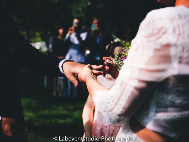 Il matrimonio di Michele e Margherita a Lazise, Verona 27