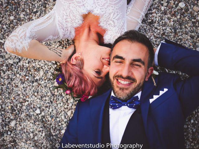 Il matrimonio di Michele e Margherita a Lazise, Verona 36