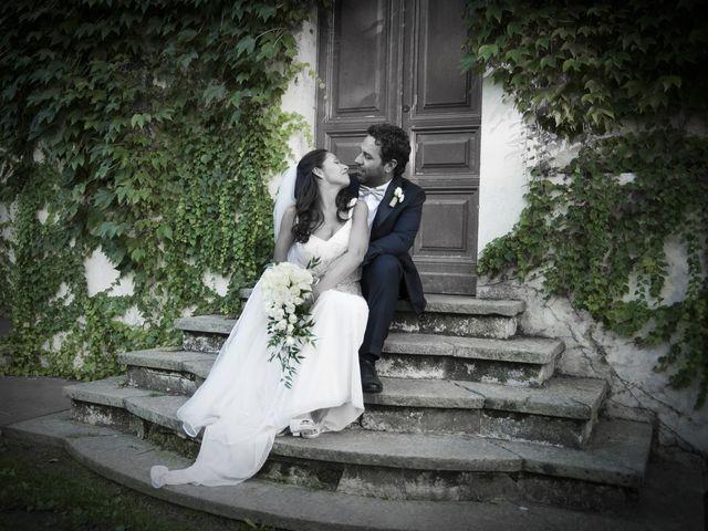 Le nozze di Alicia e Giuseppe