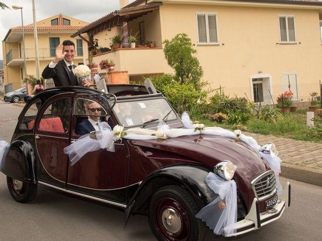 Il matrimonio di Giuliano e Valentina a Siniscola, Nuoro 22