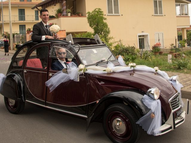 Il matrimonio di Giuliano e Valentina a Siniscola, Nuoro 23