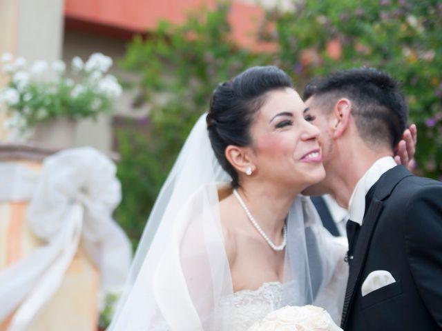 Il matrimonio di Giuliano e Valentina a Siniscola, Nuoro 24