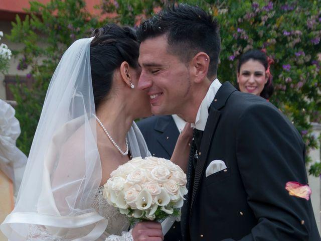 Il matrimonio di Giuliano e Valentina a Siniscola, Nuoro 25