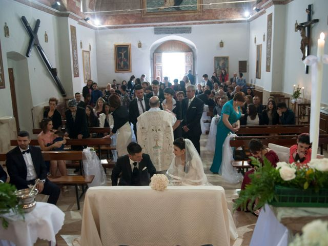 Il matrimonio di Giuliano e Valentina a Siniscola, Nuoro 29