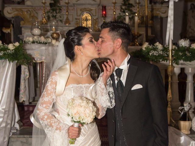 Il matrimonio di Giuliano e Valentina a Siniscola, Nuoro 31