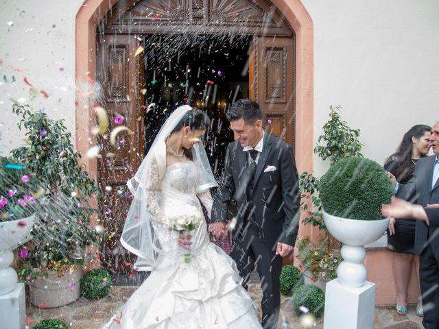 Il matrimonio di Giuliano e Valentina a Siniscola, Nuoro 36