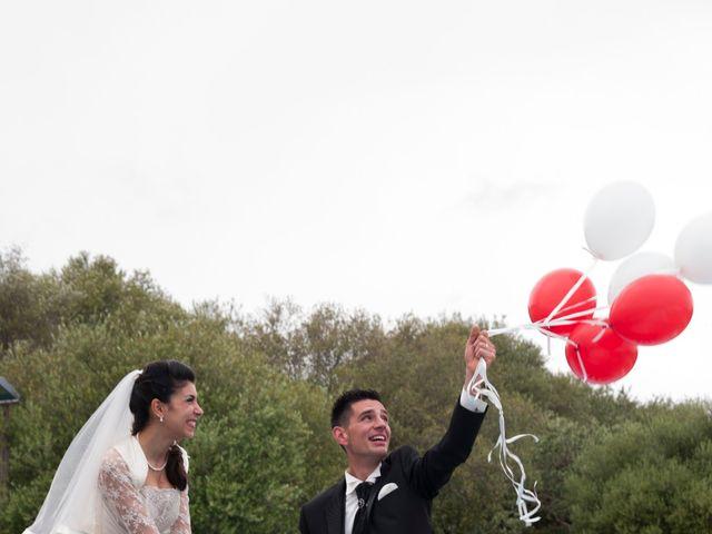 Il matrimonio di Giuliano e Valentina a Siniscola, Nuoro 42