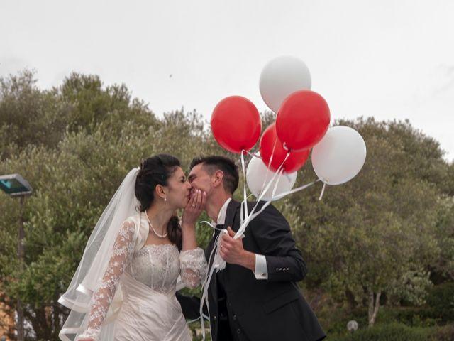 Il matrimonio di Giuliano e Valentina a Siniscola, Nuoro 43