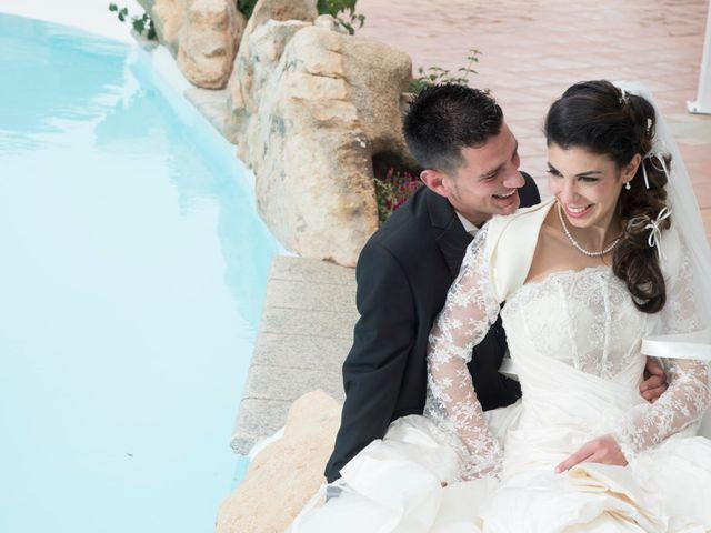 Il matrimonio di Giuliano e Valentina a Siniscola, Nuoro 48