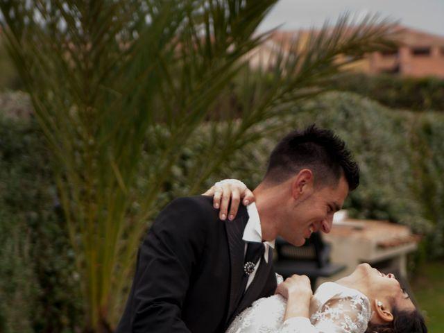 Il matrimonio di Giuliano e Valentina a Siniscola, Nuoro 54
