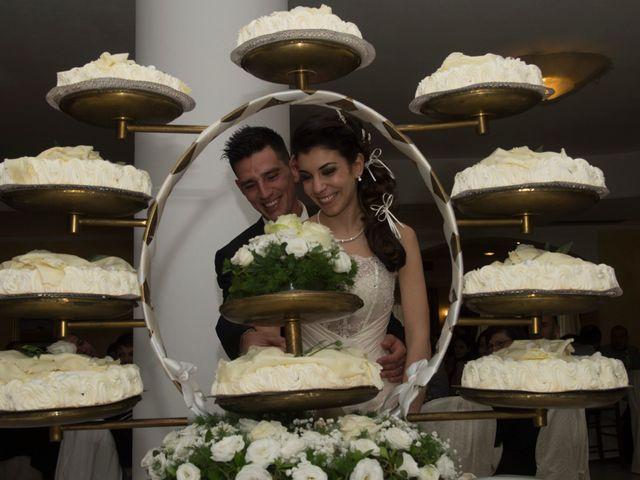 Il matrimonio di Giuliano e Valentina a Siniscola, Nuoro 57