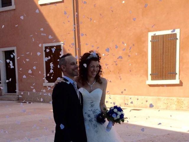 Il matrimonio di Debora e Crisitan a Sant'Ambrogio di Valpolicella, Verona 2