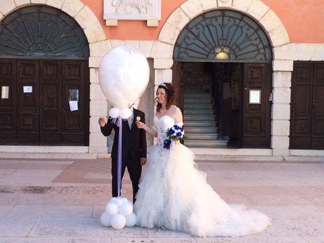 Il matrimonio di Debora e Crisitan a Sant'Ambrogio di Valpolicella, Verona 5