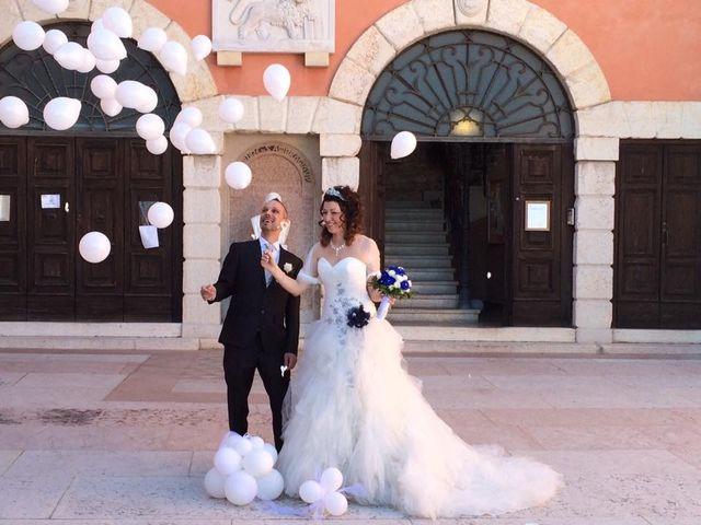 Il matrimonio di Debora e Crisitan a Sant'Ambrogio di Valpolicella, Verona 6