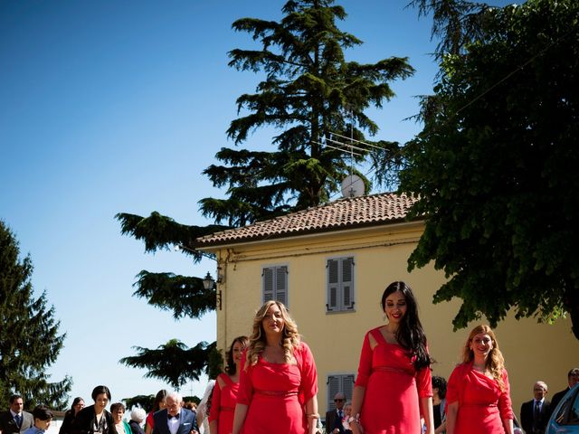 Il matrimonio di Andrea e Luisa a Montiglio Monferrato, Asti 9
