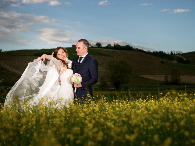 Il matrimonio di Andrea e Luisa a Montiglio Monferrato, Asti 12