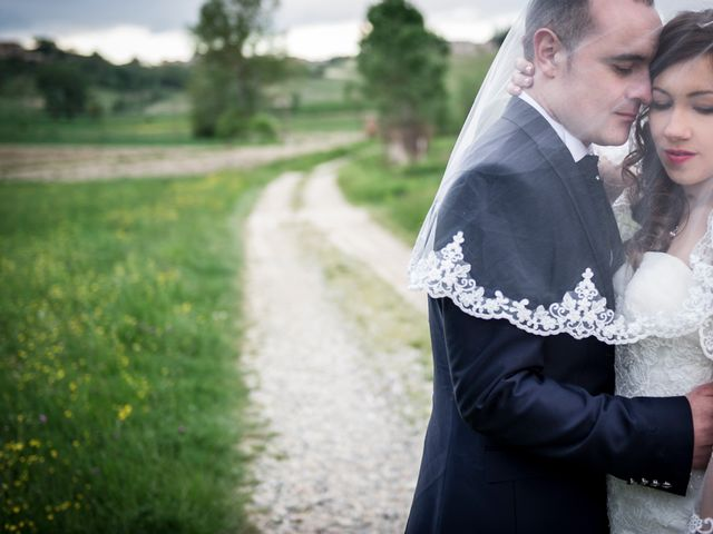 Il matrimonio di Andrea e Luisa a Montiglio Monferrato, Asti 13