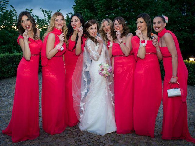 Il matrimonio di Andrea e Luisa a Montiglio Monferrato, Asti 14