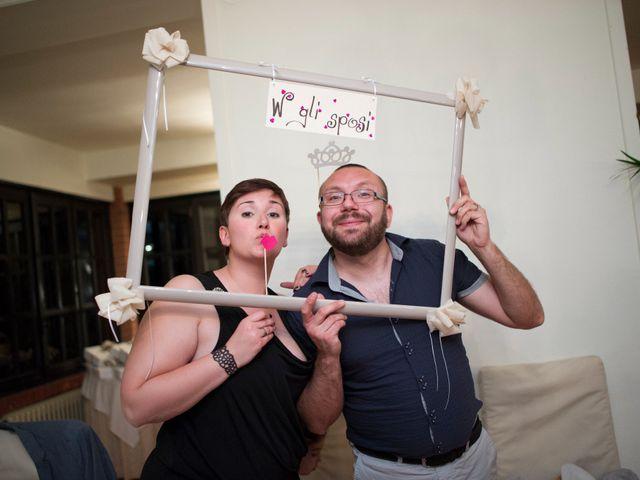 Il matrimonio di Andrea e Luisa a Montiglio Monferrato, Asti 15
