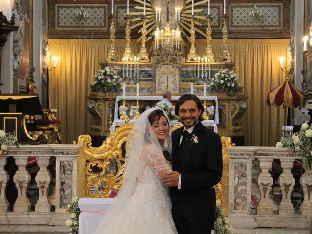 Le nozze di Emanuele e Gabriela