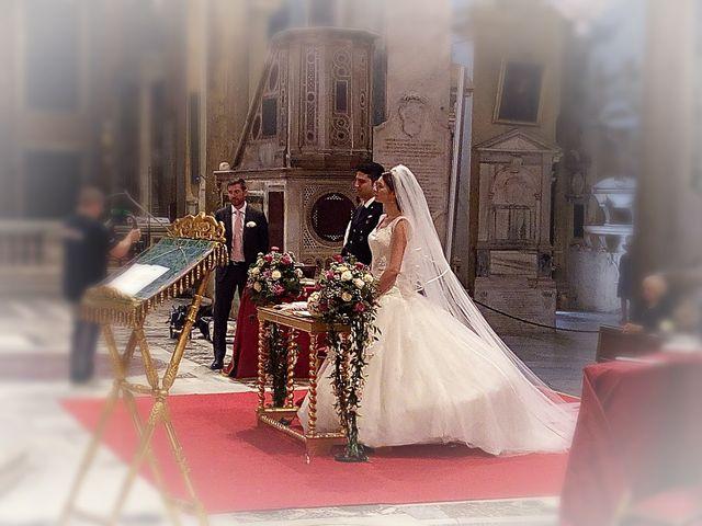 Il matrimonio di Michela e Simone a Roma, Roma 2