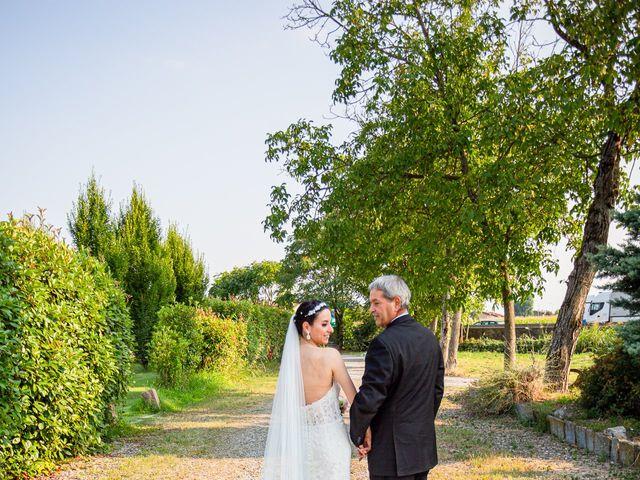 Il matrimonio di Luigi e Raffaella a Guardamiglio, Lodi 6