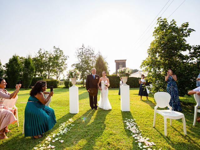 Il matrimonio di Luigi e Raffaella a Guardamiglio, Lodi 7