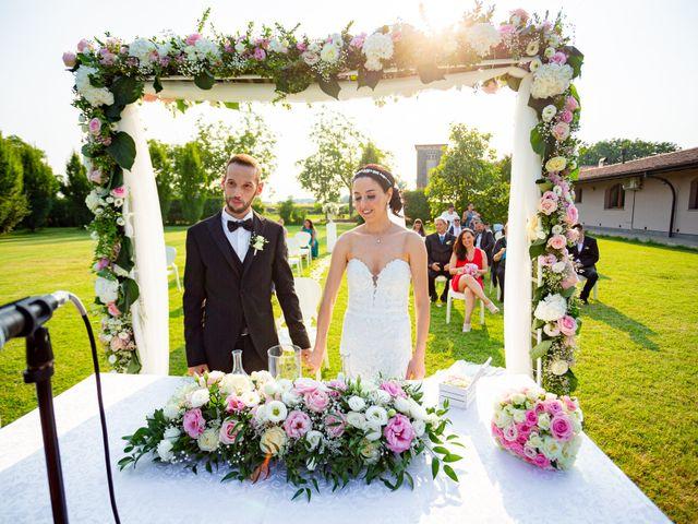 Il matrimonio di Luigi e Raffaella a Guardamiglio, Lodi 9