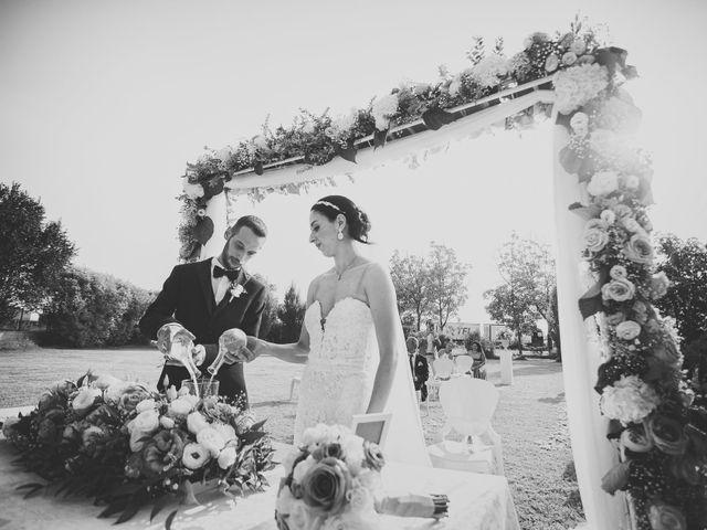 Il matrimonio di Luigi e Raffaella a Guardamiglio, Lodi 11
