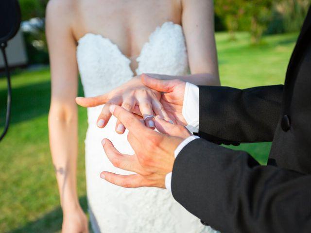 Il matrimonio di Luigi e Raffaella a Guardamiglio, Lodi 13